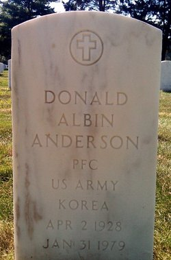 Donald Albin Anderson