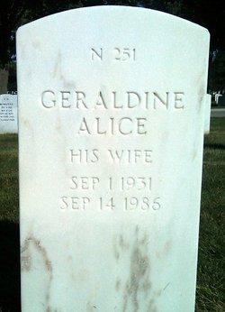 Geraldine Alice Jari <i>Raymond</i> Anderson