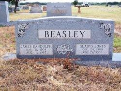 Gladys Lucy <i>Jones</i> Beasley