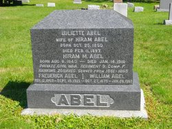 Pvt Hiram Abel