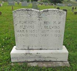 Catherine Katie <i>Dolinger</i> Blevins