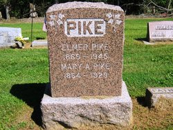 Elmer Frances Pike