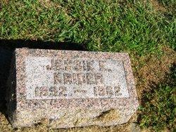 Jessie E. <i>Pike</i> Krider