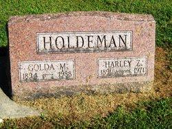 Golda Mae <i>Pike</i> Holdeman