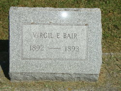 Virgil E Bair