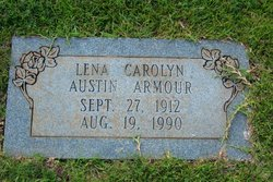 Lena Carolyn <i>Austin</i> Armour