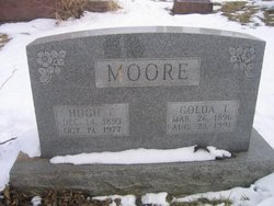 Golda Isabelle <i>Hackley</i> Moore