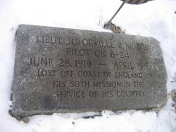 Lieut (JG) Orville R Moore