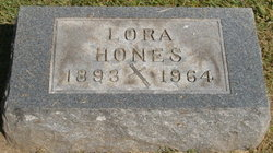 Lora May <i>Martin</i> Hones