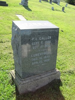 Lementine America <i>Hayes</i> Callen