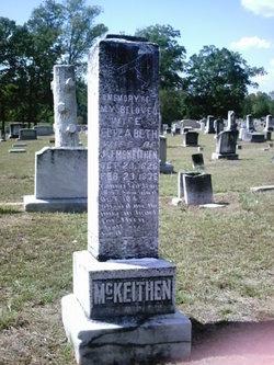 Elizabeth <i>Auttonberry</i> McKeithen