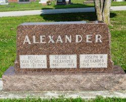 Joseph W. Alexander