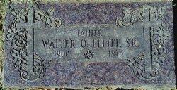 Walter Overton Elliff, Sr