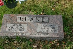 Howard Bland