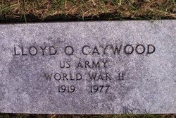 Lloyd Q Caywood