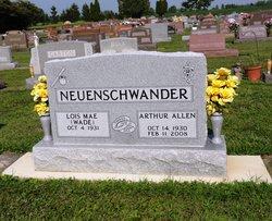 Dr Arthur Allen Neuenschwander