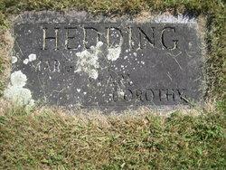 Dorothy M Hedding