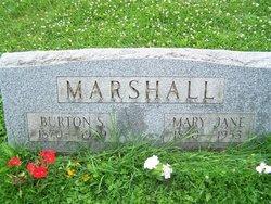 Burton S Marshall