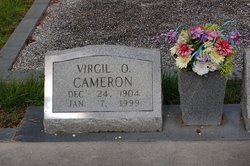 Virgil O Cameron