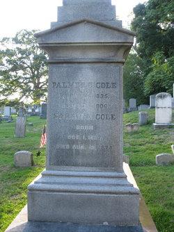 Dr Palmer C. Cole
