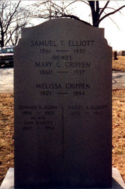 Mary Celestia <i>Crippen</i> Elliott