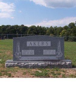 Ethel Grace <i>Snyder</i> Akers