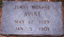 James Monroe Avant