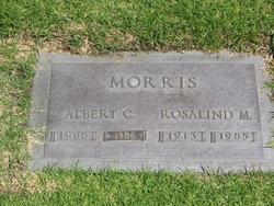 Albert Charles Al Morris
