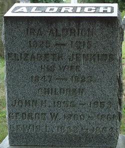 Ira Aldrich