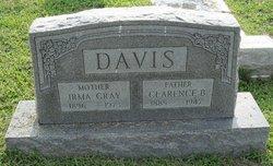 Irma <i>Gray</i> Davis