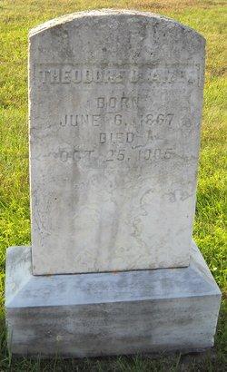 Theodore B Ames