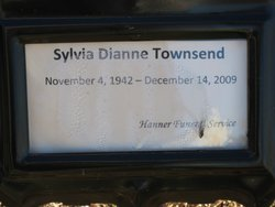 Sylvia Dianne <i>Campbell</i> Townsend