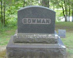 Alfred G Bowman