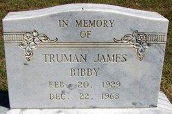 Truman James Bibby