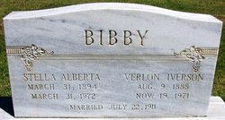 Stella Alberta <i>Yates</i> Bibby