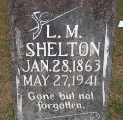 Levi Marion Shelton
