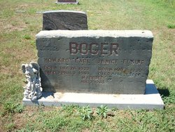 Howard Earl Boger