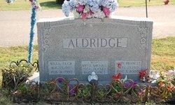 Mary Frances <i>Hellard</i> Aldridge