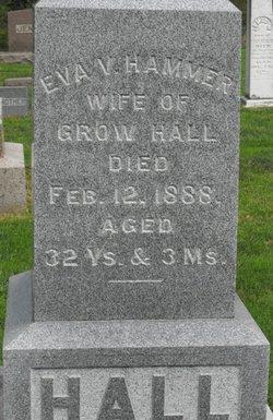 Eva V. <i>Hammer</i> Hall