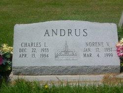 Norene <i>Van Orman</i> Andrus