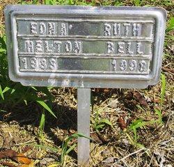 Edna Ruth <i>Melton</i> Bell