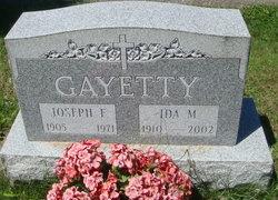 Ida M <i>Goodwill</i> Gayetty