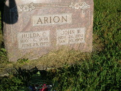 Hulda C. <i>Bingaman</i> Arion
