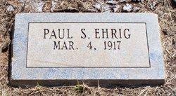 Paul S Ehrig