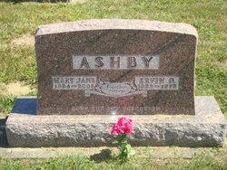 Mary Jane <i>Neff</i> Ashby