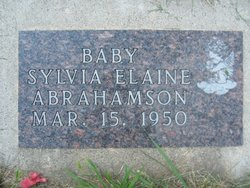 Sylvia Elaine Abrahamson