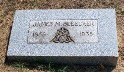 James M Bleecker