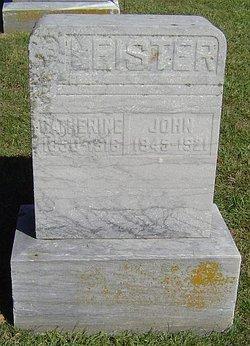 Catherine R. <i>Hufford</i> Leister