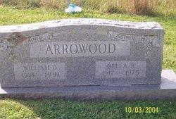 Della Ruth <i>Landers</i> Arrowood
