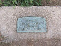 Mary Scott Banister
